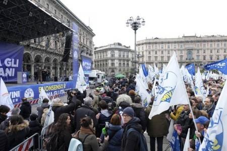 Avellino – Comincia domani, 22 gennaio, da Ariano Irpino, la campagna di ascolto della Lega nella provincia di Avellino