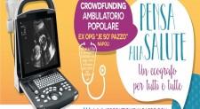 Napoli, una raccolta fondi per donare un ecografo all'ambulatorio popolare