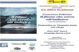 """Pratola Serra – Presentazione del romanzo """"Il fiume che corre all'indietro"""" di Crescenzo Fabrizio"""