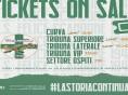 Avellino – La Scandone chiama a raccolta i tifosi: prezzi ridotti per le prossime due gare