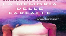 """""""La memoria delle farfalle"""", il libro dell'irpina Annamaria Piscopo"""
