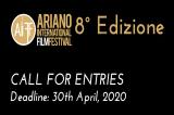 Bando per l'ottava edizione dell' Ariano International Film Festival