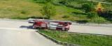 Stamane l'intervento dei Vigili del fuoco a Solofra in località Carpisano