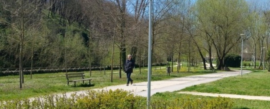 Avellino – Parco Manganelli riapre al pubblico