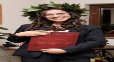 Congratulazioni ad Angela Feoli, neolaureata in Infermieristica