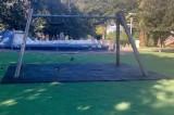 Napoli, parco Mascagna: giostrine ancora rotte