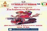 I vigili del fuoco di Avellino al Moscati per donare un sorriso ai piccoli del reparto pediatria