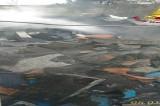 Grottaminarda – Autocarro in fiamme