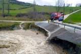 Dissesto idrogeologico in Irpinia per le forti piogge e grandinate
