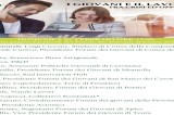 """Conza della Campania – """"I giovani e il lavoro – Tra crisi ed opportunità """""""