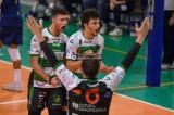 Volley,  l'Olimpica cala il tris: blitz a Ischia