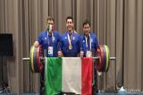 Pesistica Paralimpica: oro per l'azzurro Donato Telesca a Bogotà