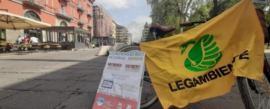 Avellino – Censimento delle bici in città