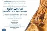 """Napoli – Presentazione dell'opera """"Efisio Marini. Reliquie laiche di patria e amore"""""""