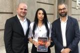 "Valentina Spata presenta ""Oltre le mura di Dite. Storie di migranti in fuga dall'Africa"""