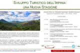 """CCIAA, in programma """"Sviluppo turistico dell'Irpinia: una nuova stagione"""""""