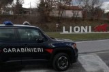 Lioni (Av), ventenne denunciato dai carabinieri