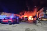 Montefredane (AV), incendio Bacotrans: Ordinanza del Comune