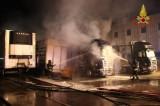 Incendio Montefredane (AV), 2o aggiornamento: Primi dati qualità dell'aria