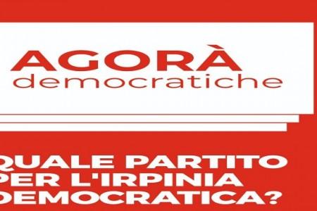 """Avellino – PD, tutto pronto per l'incontro """"Quale partito per l'Irpinia Democratica?"""""""