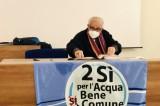 """Padre Zanotelli: """"Il bene più prezioso che abbiamo da sfruttare è l'acqua"""""""