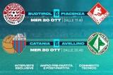 Match of the week: Mercoledì 20 Catania-Avellino