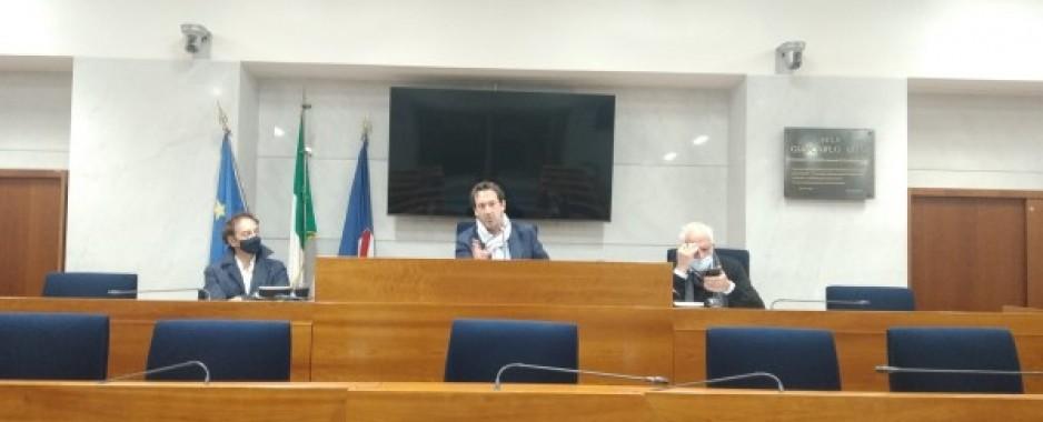 """Cammarano: """"Sanità, colmare gap nei comuni delle Aree Interne"""""""