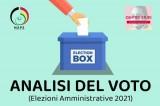 """""""Analisi del voto – Elezioni amministrative 2021"""", via al convegno online"""