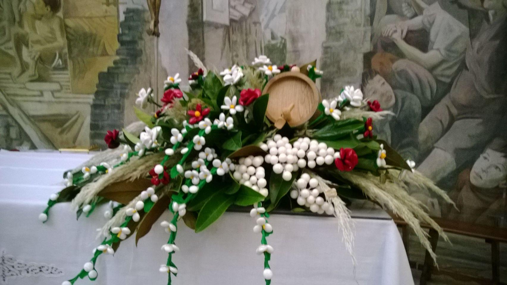 Fiori Bagnoli Irpino : La creazione made in irpinia: addobbi matrimoniali in u201cfiori di