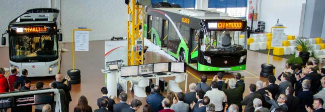 Industria italiana autobus un cuore ricomincia a battere for Industria italiana arredi