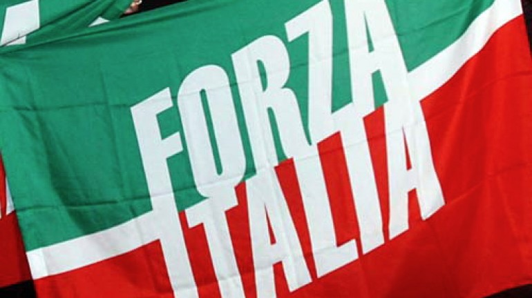 Risultati immagini per FORZA ITALIA CAMPANIA