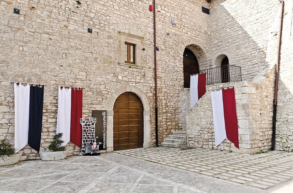 Museo dei Castelli - Casalbore
