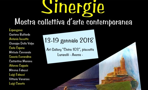 mostra arte contemporanea aversa