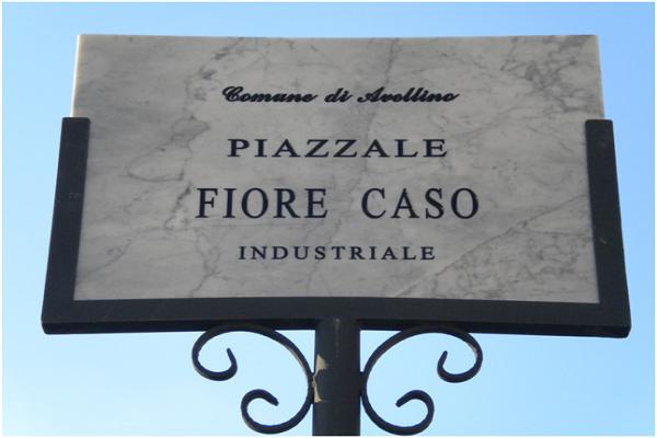 Fiori Bagnoli Irpino : Avellino u2013 un piazzale per ricordare limprenditore fiore caso