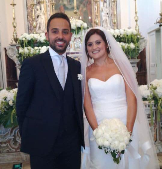 Fabio e fabiana sposi irpinia24 for Sposi immagini