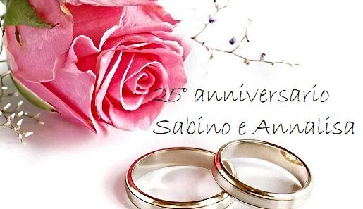 25 Matrimonio Anniversario.25 Anniversario Di Matrimonio Per Sabino E Annalisa Irpinia24