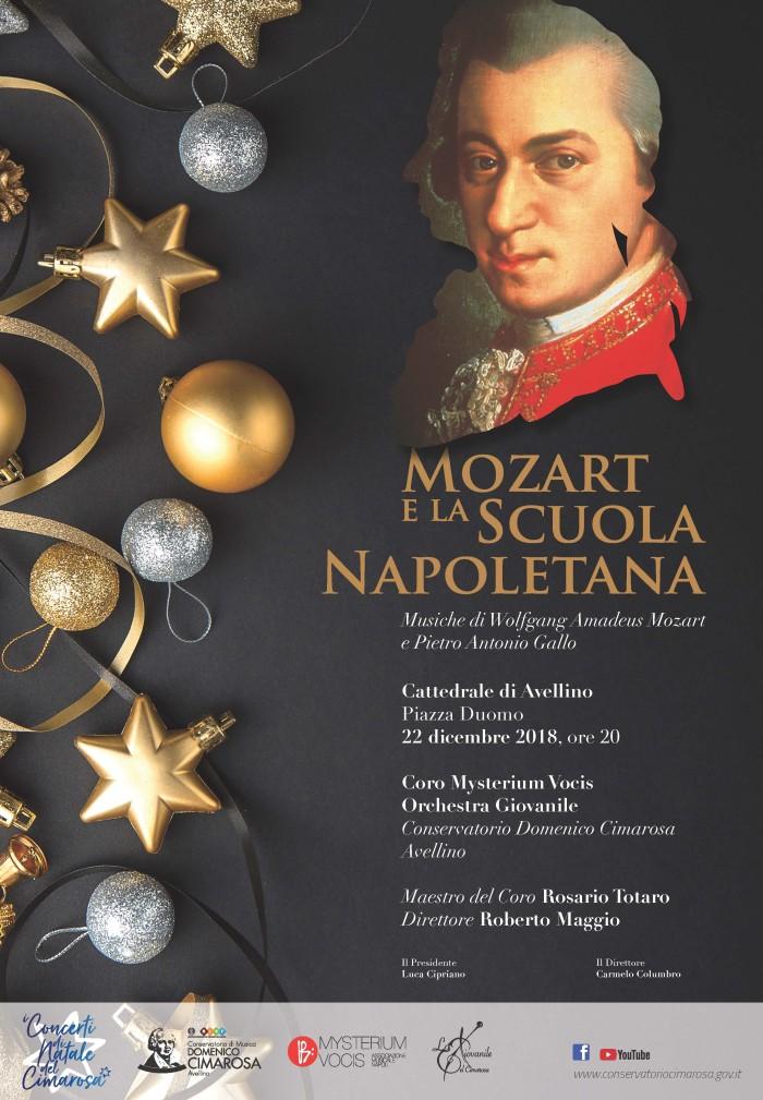 Buon Natale Napoletano.Dalla Cattedrale Di Avellino Gli Auguri Di Buon Natale Del Cimarosa