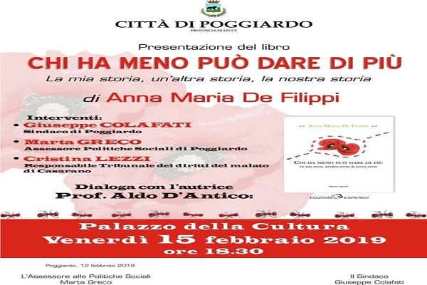 Locandina_DEFilippi_Poggiardo