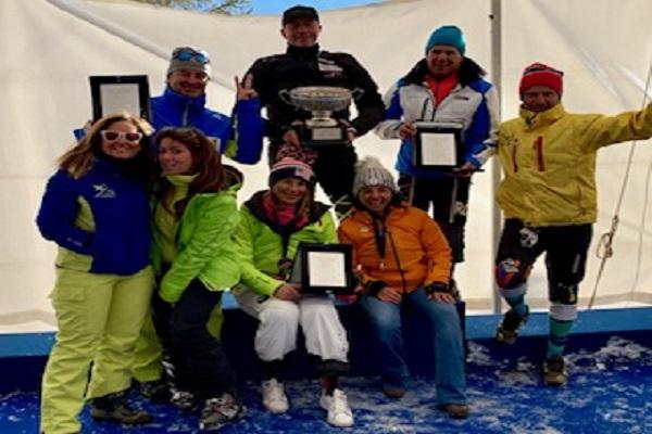 Sci club Marzocco, vincitore tr Kuhne