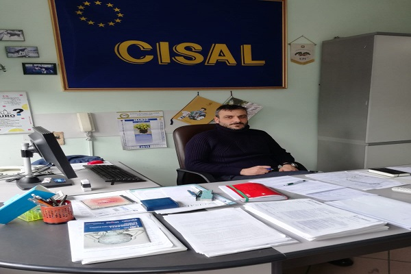 Massimo Picone - Cisal