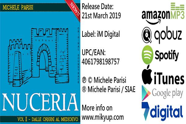 Nuceria vol II - dalle origini al Medioevo release promo