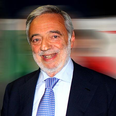 Luigi Nicolais - foto orizzontale