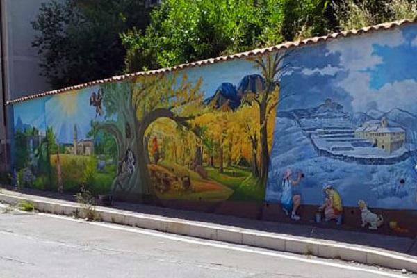 murales di anna marano
