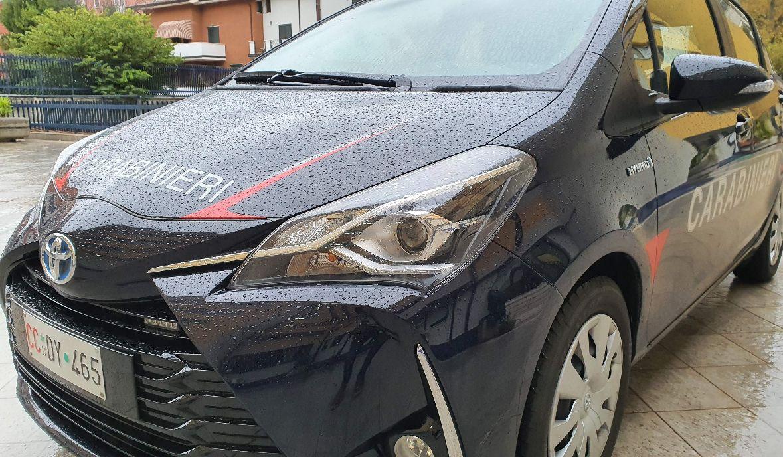 auto carbinieri