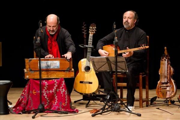 I Fratelli Mancuso in scena alla Reggia di Portici il 17 settembre per la XXVI edizione del festival Ethnos (1)