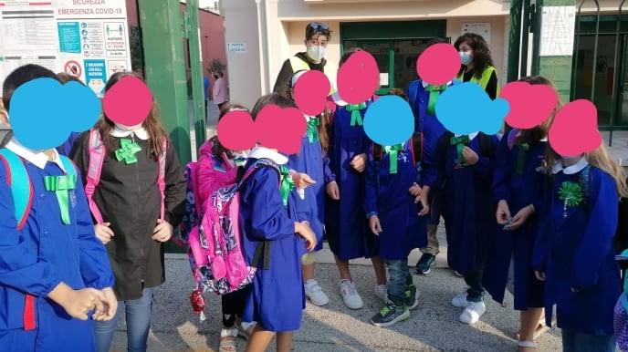 Primo g scuola